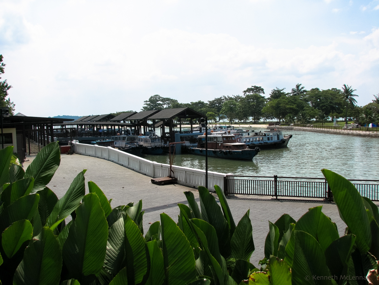Pulau Ubin, SP-1-2