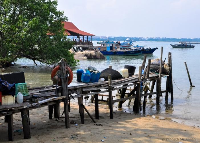 Pulau Ubin, SP-10