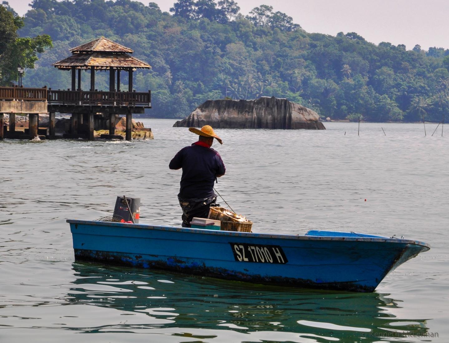 Pulau Ubin, SP-5